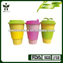 Copos de café especiais biodegradáveis