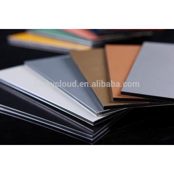 Panneau composite aluminium bon marché philippines