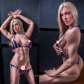 163 CM bonecas do amor muscular realistas, vagina sexy boneca sexy de buceta real, bonecas sexuais de silicone real