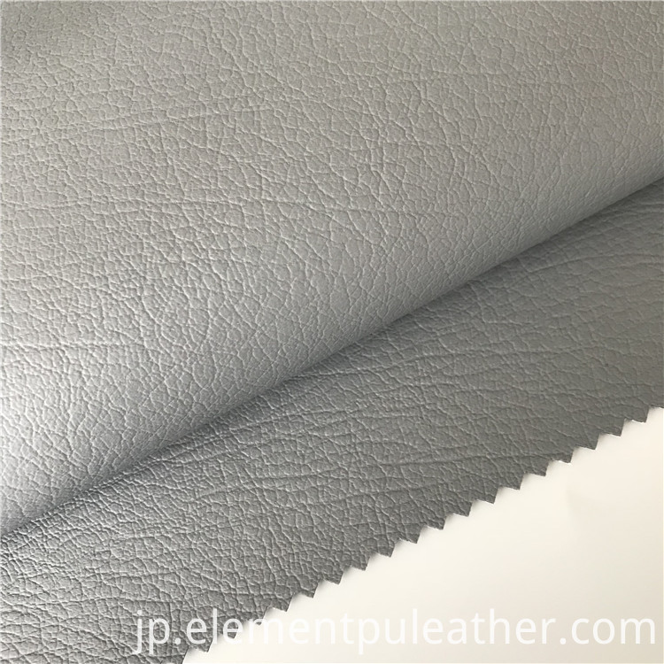 Leather with Suede Backing
