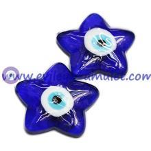 Star Blue Evil Eye Magnets Decorative Wholesale