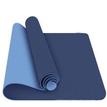 2021 Hot Amazon Gym Cork Matt Play Balance Rubber Best Pad Exercise Mats Yoga Mat