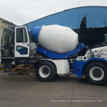 Factory provided price concrete mixer drum truck