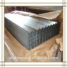3004 hoja de aluminio corrugado