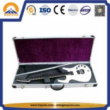 Estojo de Alumínio Flight Case para Acessórios de Guitarra.