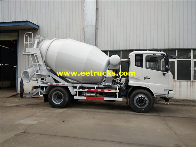 Used Concrete Transport Trucks