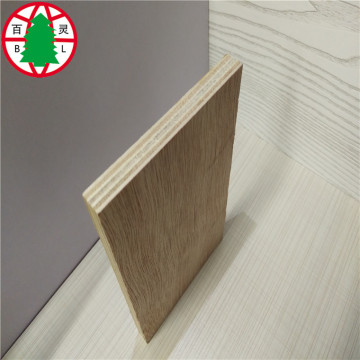High Quality 4'x8' Combi Core Veneer Laminated Plywood