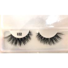 832 Hitomi custom lash packaging wholesale private label 3d Mink Eyelashes Natural Long Mink Eyelashes