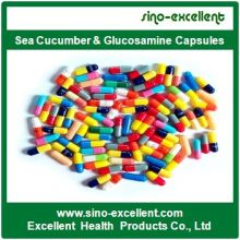 Cápsulas de Pepino do Mar e Glucosamina