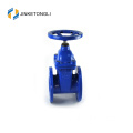 "JKTLCG023 wedge cast baja padat 12 ""gate valve"