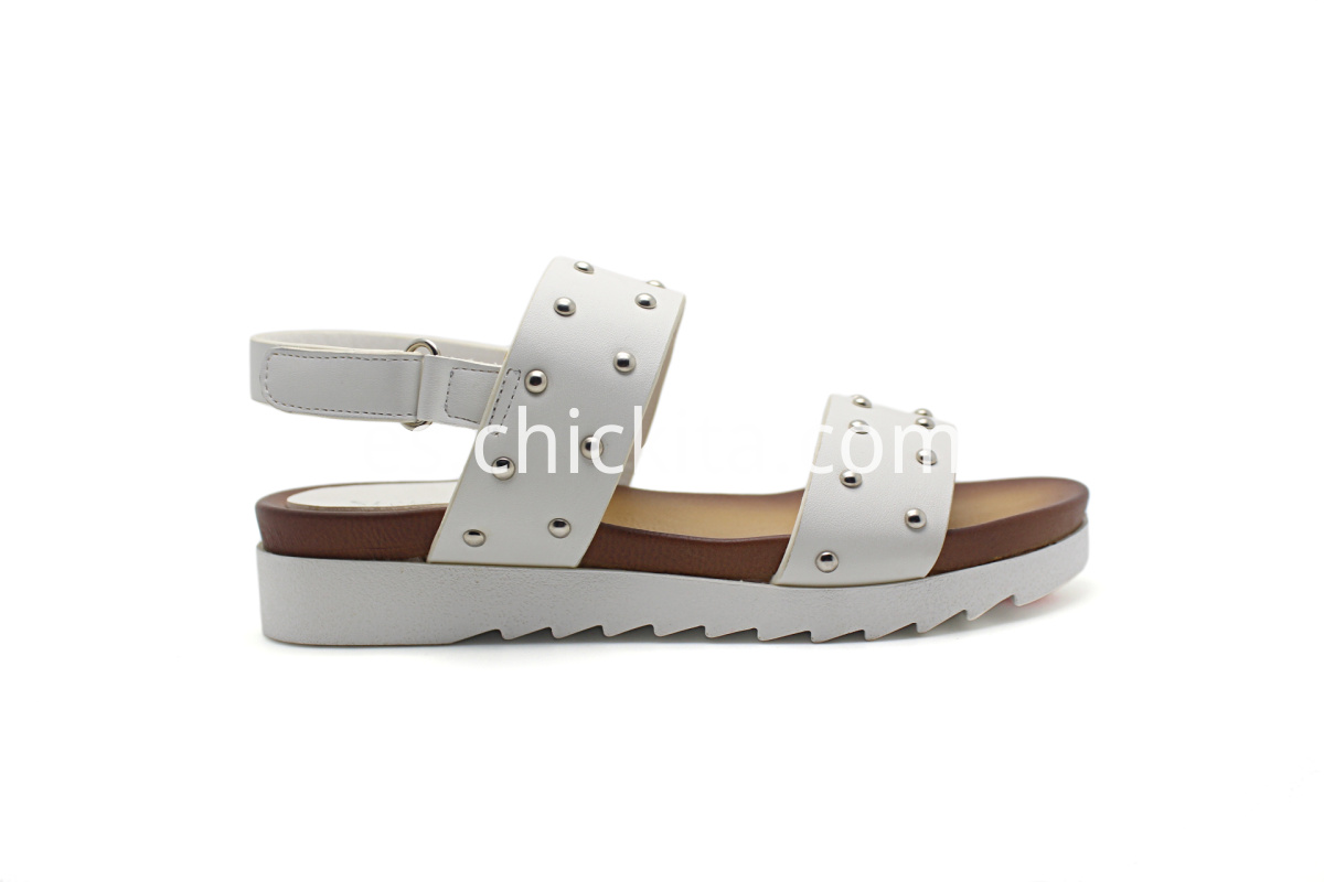 Girl's Fashionable Footbed Shoes