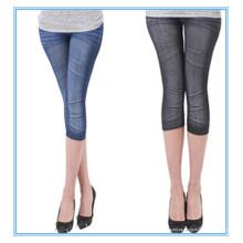 Hot Venda Impresso Nylon Spandex Mulheres Legging Fitness