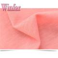 Tejido liso elástico 100% poliéster hilado tejido