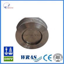 Popular Style flapper check valve/flap check valve