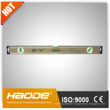 Super strong bronze anodized aluminium spirit level