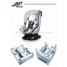 2015 nuevo bebé seguridad asiento de coche molde por profesional plástico molde de inyección fabricante JMT MOLD precio de fábrica