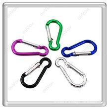 Crochets à pression en aluminium