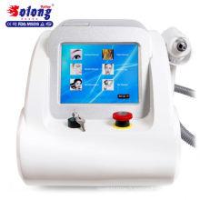 Tatouage de machine de beauté de laser de l'écran tactile 800W de couleur de Solong Tattoo7 pouces enlèvent la machine