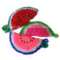Krean Waschen Tuch Hand Häkeln Scrubbies Dish Scrubber Wassermelone Stil