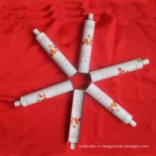 Упаковка алюминиевой трубки для красок