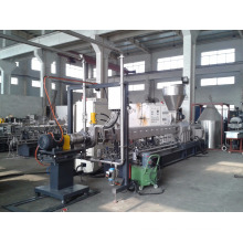 CE marks Plastic Caco3 compounding pellet extruder plastic recycling in Germany