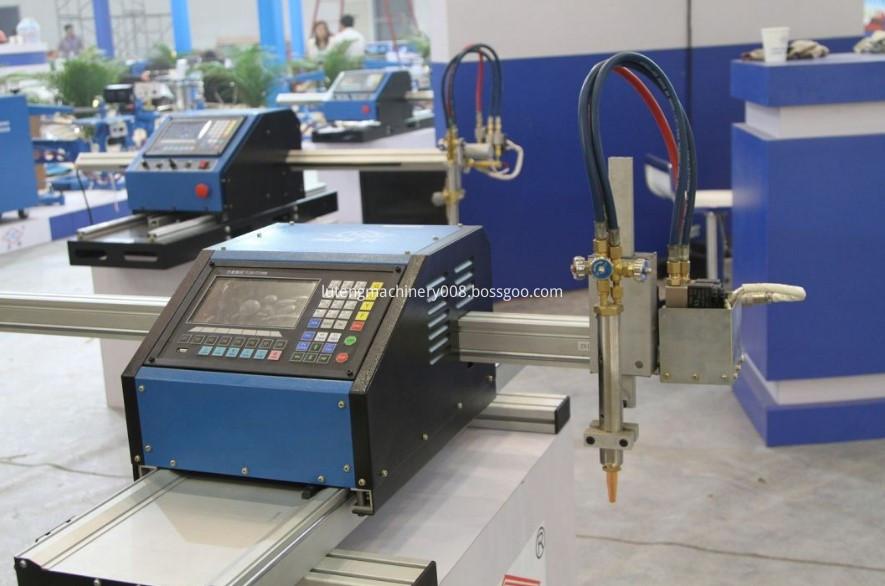Portable CNC plasma cutting machine for metal cutting253