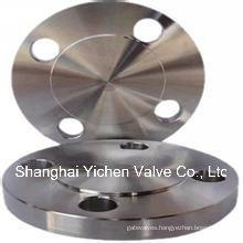 Carbon Steel Forged Blind Flange