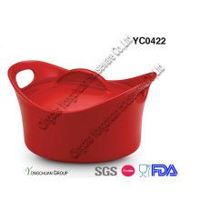 Cacerola roja promocional