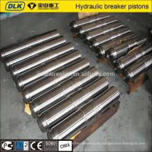 pistón para los recambios del martillo hidráulico buena calidad con precio competitivo