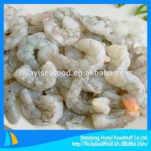 Le plus urgent veut acheter des crevettes crevées crues congelées avec un prix compétitif