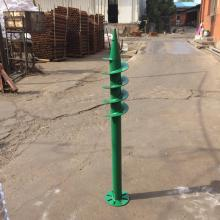 Ground Screw Pile House Foundation