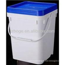 paint bucket plastic injection mold