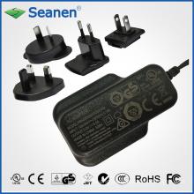 5W Multi-Plugs AC/DC Adaptor (RoHS, efficiency level VI)