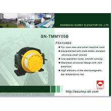 Тяговая машина лифта для машинного зала (SN-TMMY05B)