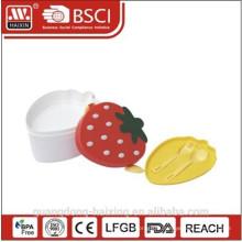 Boîte à Lunch de fraise en plastique