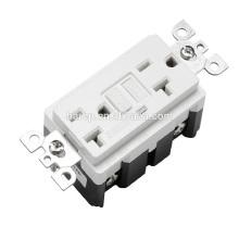 BAS-003 Household american wall sockets 20A 1LED gfci receptacles