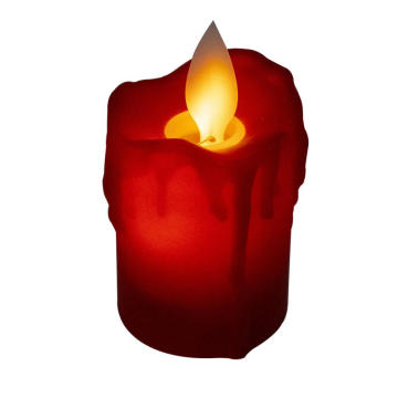 Elektrisk Flameless Led Candle Moving Flame