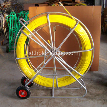 Fiberglass Snake Duct Rodder Kabel Wire Rope Pusher