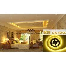Bande LED blanche chaude 14,4 W Ce et Rhos 60SMD3014