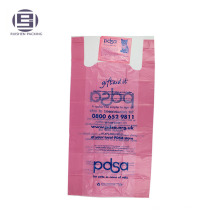 Customized design plastic charity liner bags