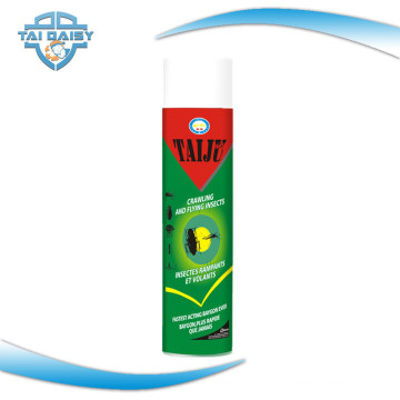 Aerosol Insecticide Spray of Alcohol-Based
