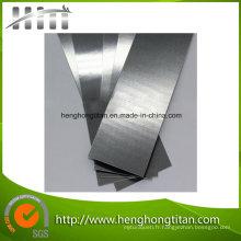 Plaque d'acier au nickel-chrome résistant à la corrosion