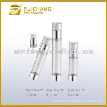Alumina airless botella venta caliente nuevo diseño en Yuyao