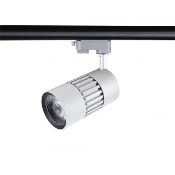 30W COB LED Illuminazione a binario Dimmable