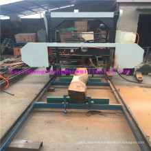 Portable Horizontal Band Sawing Machine Mj1300 Log Cutting Saw Machine