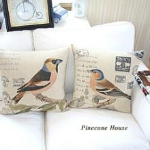 Home Decor Printed Wholesale Polyester Throw Pillows