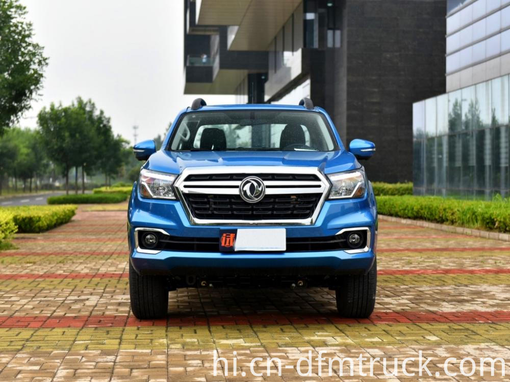 Dongfeng Rich6 Pickup Front View