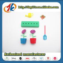 Preschool Toys Garden Play Set Plant Pot Flower & Carrot Toys