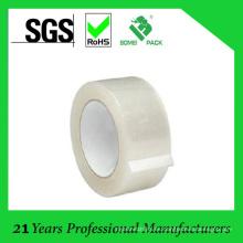 Cinta adhesiva de bajo consumo de pegamento BOPP SGS