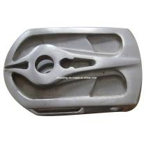 Colada de precisión de cera perdida de acero al carbono con servicio OEM